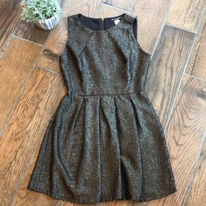 One Clothing / Gilded Black Cocktail Dress